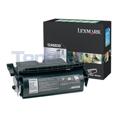 LEXMARK T520 TONER CART FOR LABEL APPS RP 20K